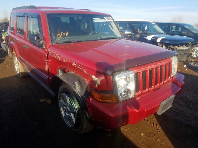 2006 Jeep Commander 3.7L