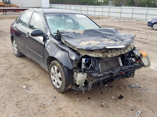 Salvage 2009 KIA SPECTRA - Small image. Lot 28407060