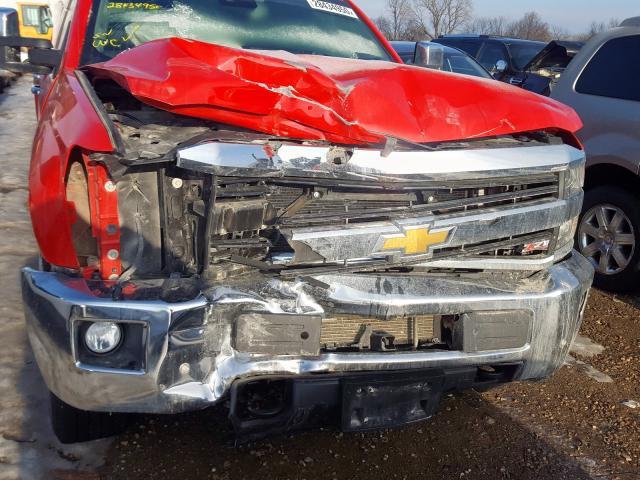 2016 Chevrolet  | Vin: 1GC1KWE89GF271419