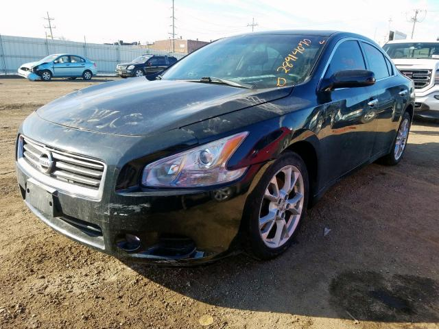 2013 Nissan  | Vin: 1N4AA5AP7DC815090