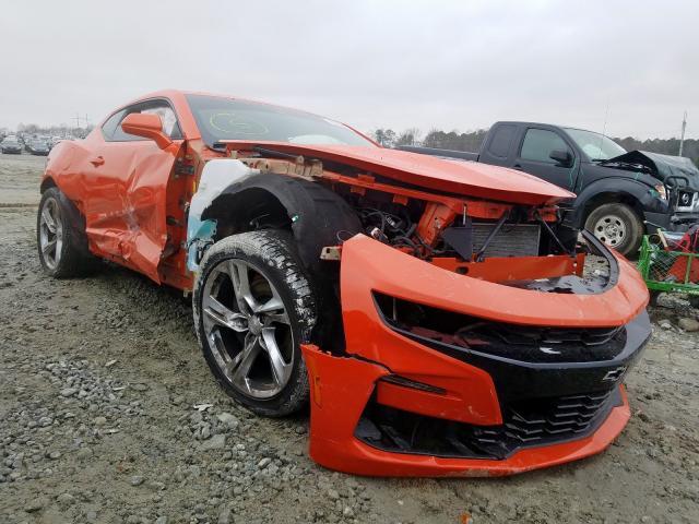 2019 Chevrolet CAMARO | Vin: 1G1FH1R78K0187203