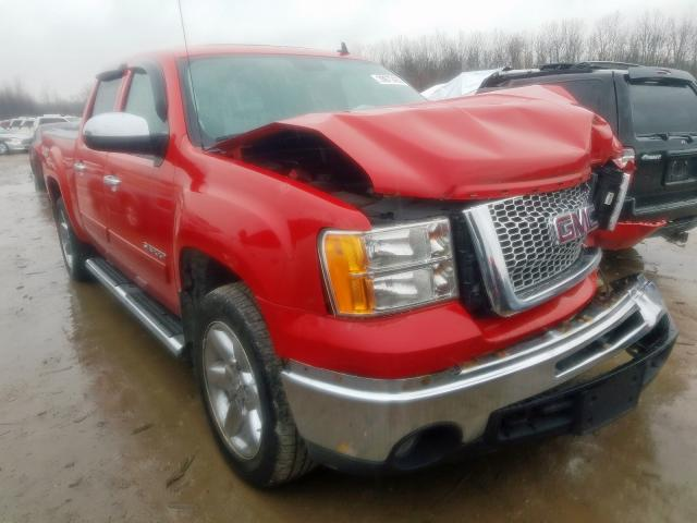 Salvage 2013 GMC SIERRA - Small image. Lot 28872430