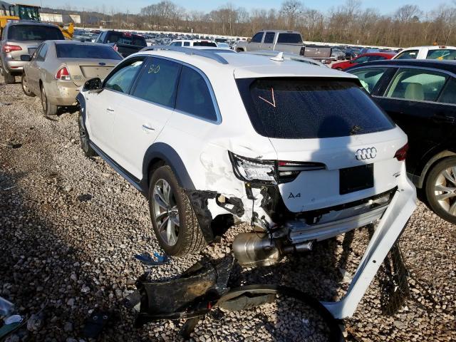 2018 Audi A4 | Vin: WA19NBF4XJA021412