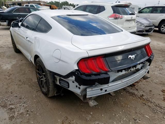 1FA6P8TH4J5115720 - 2018 Ford Mustang 2.3L [Angle] View