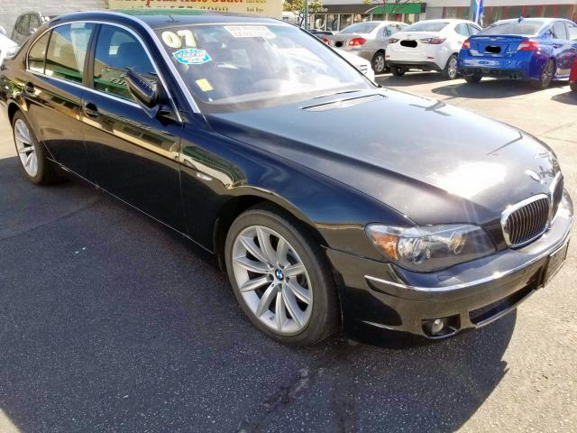 2007 BMW 750 for sale in Sun Valley, CA