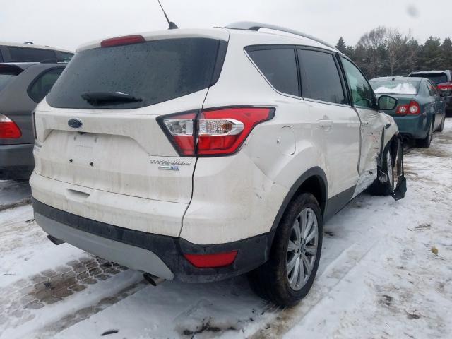 2018 Ford ESCAPE | Vin: 1FMCU9J91JUC80603