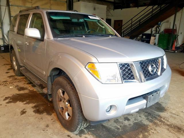 2007 Nissan Pathfinder for sale in Graham, WA