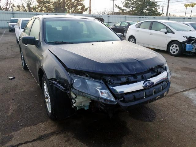 Ford Fusion S salvage cars for sale: 2010 Ford Fusion S