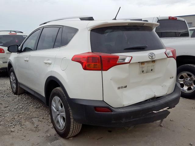 2014 Toyota    Vin: JTMZFREVXEJ023463
