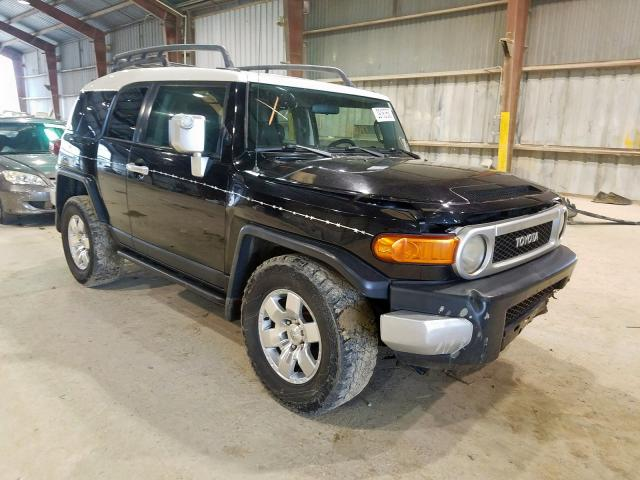 Salvage 2007 Toyota FJ CRUISER for sale