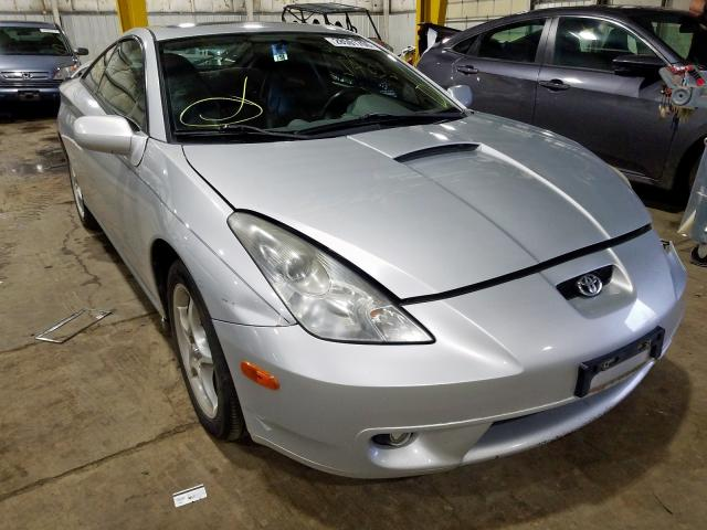 JTDDY38T020052533 - 2002 Toyota Celica Gt- 1.8L Left View