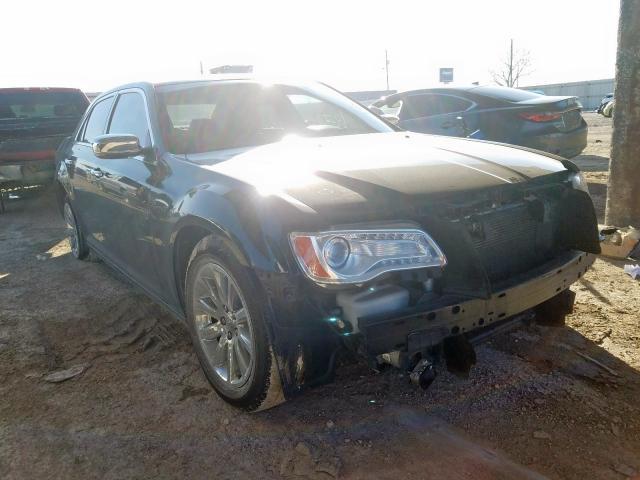 2C3CA6CT2BH594189 - 2011 Chrysler 300C 5.7L Left View