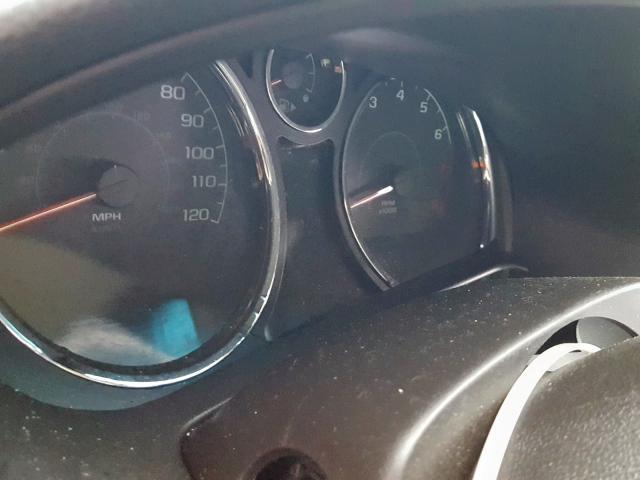 1G1AD5F50A7224606 - 2010 Chevrolet Cobalt 1Lt 2.2L front view