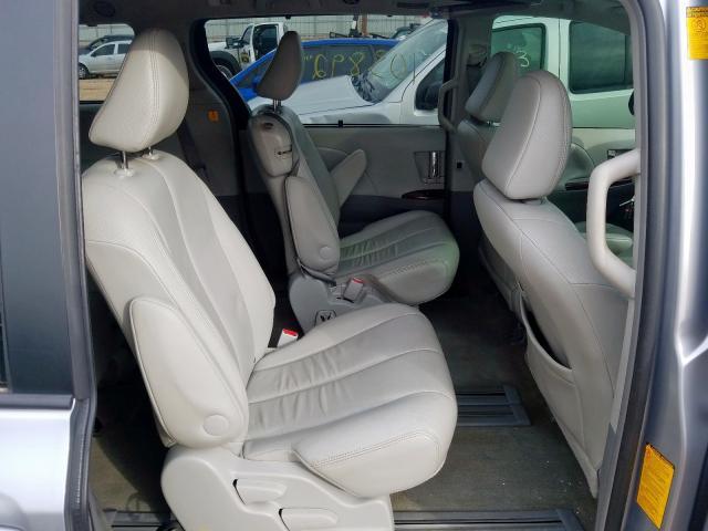 2013 Toyota  | Vin: 5TDYK3DC6DS387451