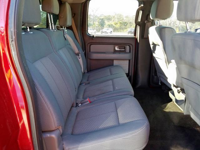 2013 Ford F150   Vin: 1FTFW1ET1DFD77442