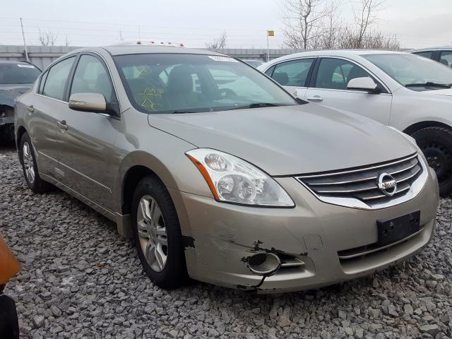 Salvage 2010 NISSAN ALTIMA - Small image. Lot 28971360