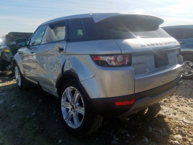2013 Land Rover RANGE   Vin: SALVP2BG0DH802796