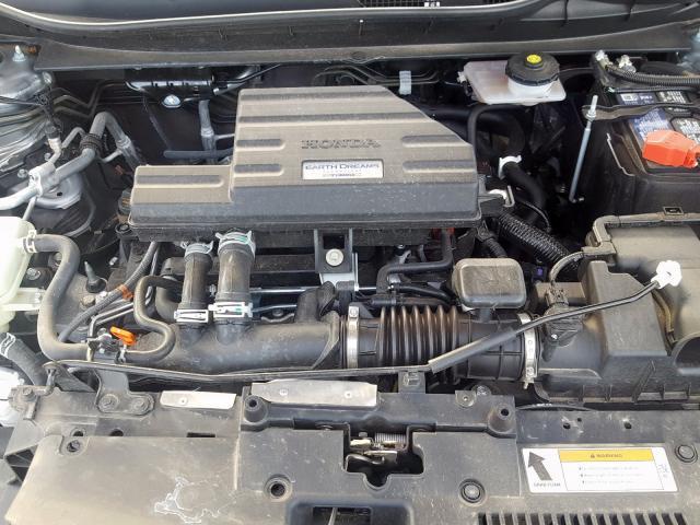 2018 Honda CR-V | Vin: 5J6RW1H81JA004246