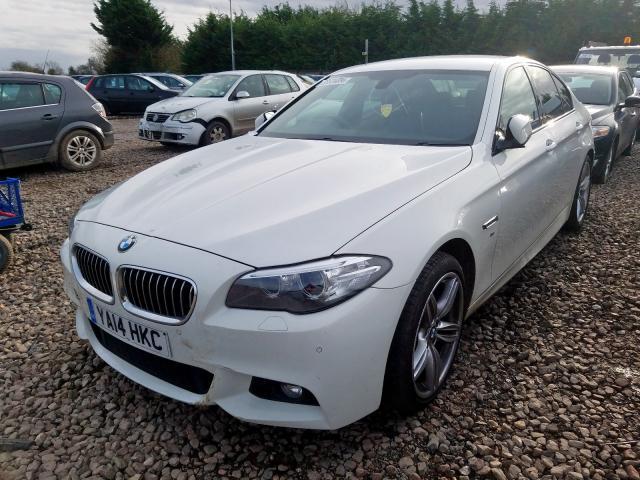 BMW 520D M SPO - 2014 rok