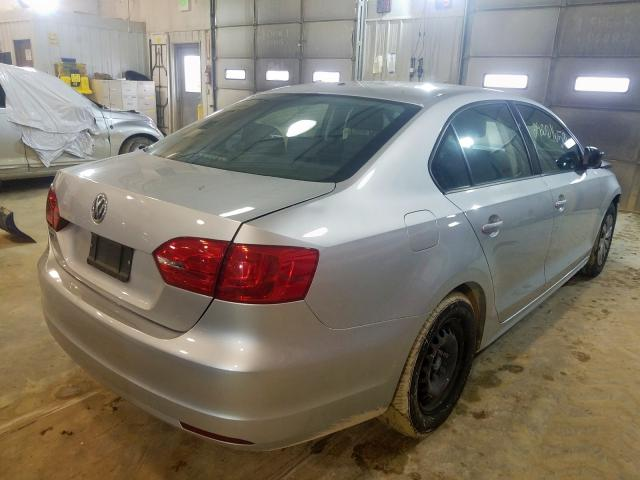 2014 Volkswagen JETTA | Vin: 3VW2K7AJ6EM224331
