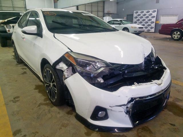 2016 Toyota Corolla L 1.8L, VIN: 2T1BURHE6GC510001
