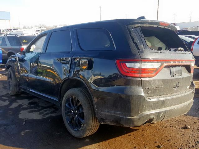 2018 Dodge DURANGO | Vin: 1C4SDJCT3JC380993
