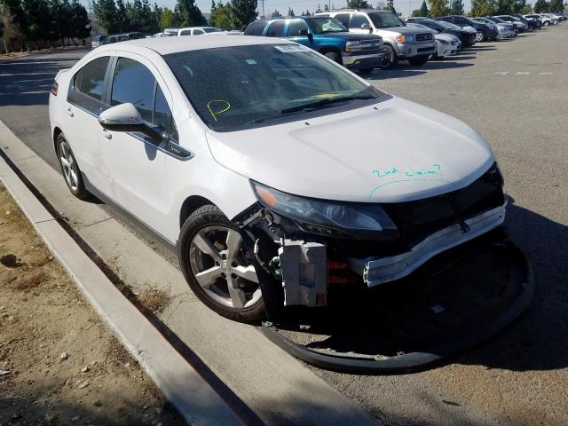 Chevrolet Volt salvage cars for sale: 2013 Chevrolet Volt