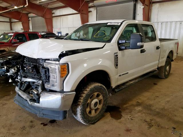 2017 Ford F250 | Vin: 1FT7W2BT6HEE20621