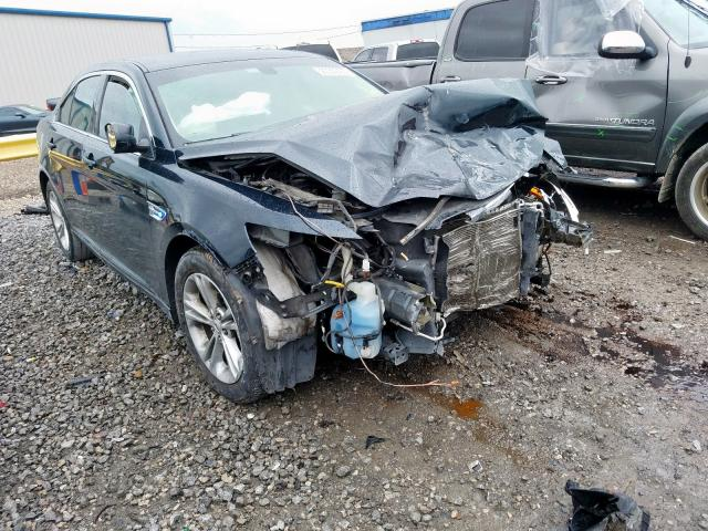 Ford Taurus SEL salvage cars for sale: 2014 Ford Taurus SEL