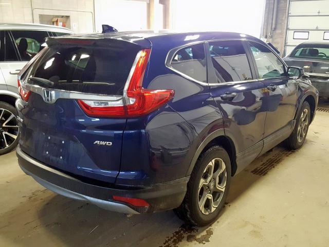 2018 Honda CR-V | Vin: 7FARW2H89JE003174