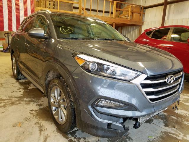 2018 Hyundai Tucson Sel 2.0L