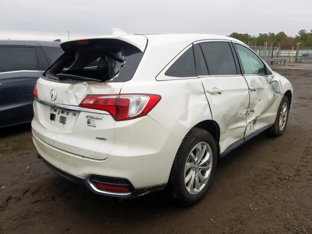 2018 Acura RDX   Vin: 5J8TB4H31JL003682