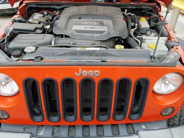 2015 Jeep  | Vin: 1C4AJWAG6FL665668