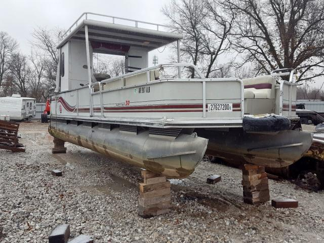 Suntracker Boat salvage cars for sale: 1997 Suntracker Boat