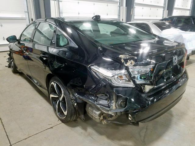 2018 Honda ACCORD | Vin: 1HGCV1F39JA188813
