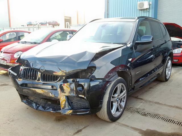 BMW X3 XDRIVE2 - 2013 rok