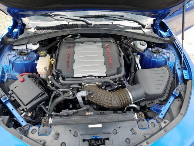 2018 Chevrolet CAMARO   Vin: 1G1FH1R78J0100270