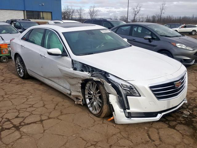 2016 Cadillac CT6 Premium for sale in Woodhaven, MI