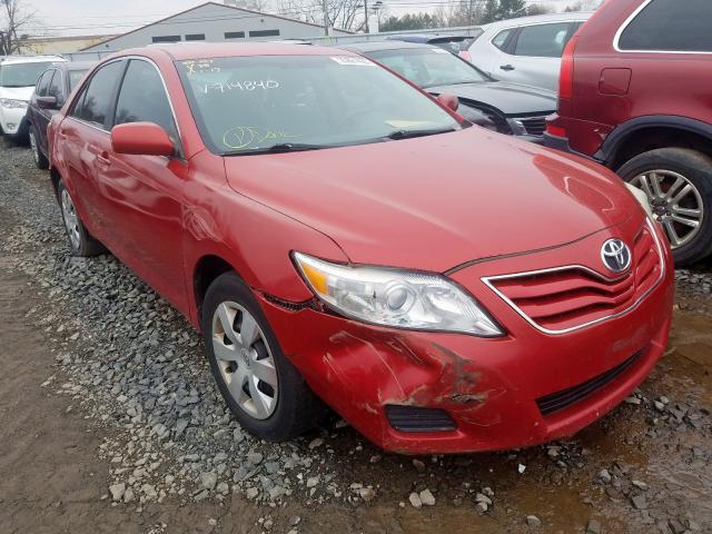 Salvage 2011 TOYOTA CAMRY - Small image. Lot 25861420