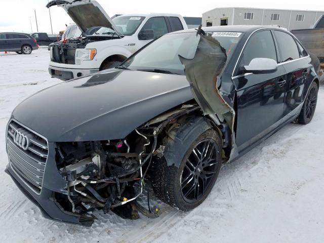2013 Audi S4 PREMIUM | Vin: WAUHGCFL0DA125465