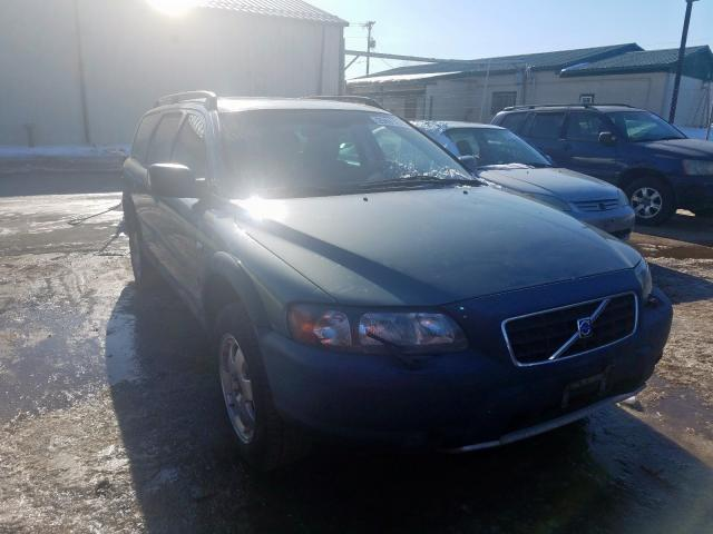 Volvo XC70 salvage cars for sale: 2003 Volvo XC70