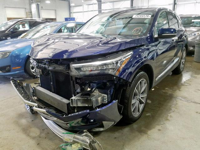 2019 Acura RDX | Vin: 5J8TC2H54KL028032