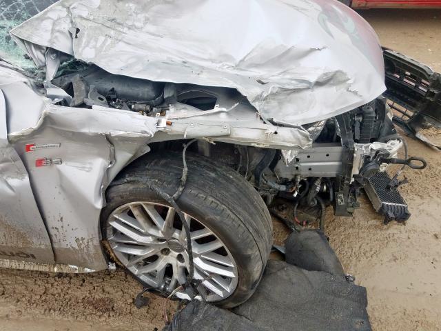 2015 Audi S5 PREMIUM PLUS | Vin: WAUCGAFR5FA019051