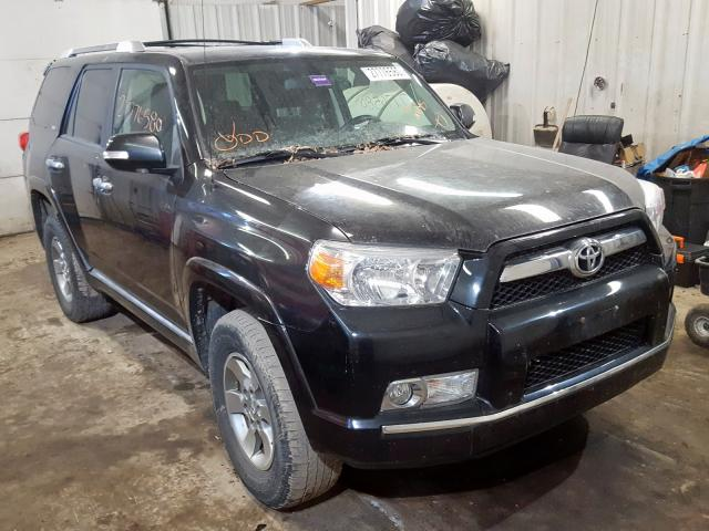 Salvage cars for sale from Copart Lyman, ME: 2010 Toyota 4runner SR