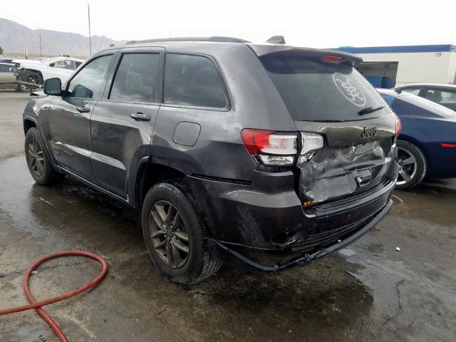2016 Jeep    Vin: 1C4RJEAG9GC451577