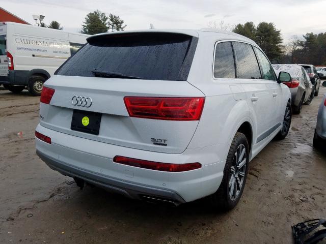 2018 Audi Q7 PRESTIGE   Vin: WA1VAAF7XJD021715