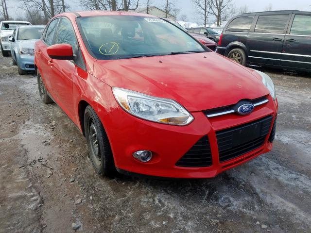 Salvage 2012 FORD FOCUS - Small image. Lot 29340440