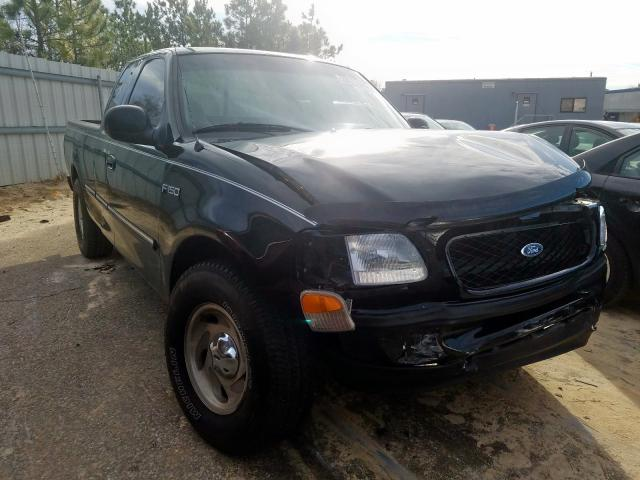 Salvage cars for sale from Copart Gaston, SC: 1998 Ford F150