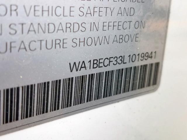 2020 Audi Q3 PREMIUM PLUS | Vin: WA1BECF33L1019941