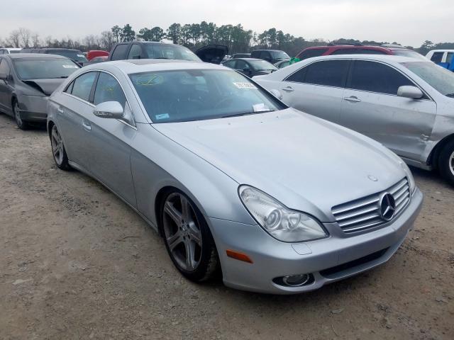 Salvage 2006 Mercedes-Benz CLS 500C for sale